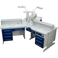 Multiplayer Dental Workstation