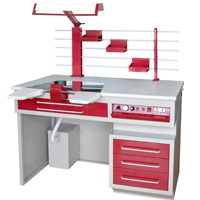 Single Dental Workstation