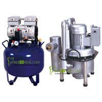 Air Compressors and Vacuum Systems
