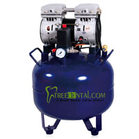 Oil-less Air Compressor
