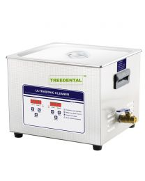 10L Digital Display Dental Digital Ultrasonic Cleaner with Stainless Steel Tank