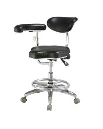 Dentist's Stools With Footring And Armrest