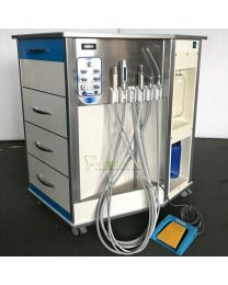 Mobile Cabinet Type Dental Unit