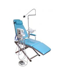 Portable Dental Patient Chair Luxury Type