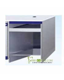 Medical Dental Computer Desks cabinet,Stainless Steel,650*495*830mm