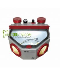 dental lab sandblaster