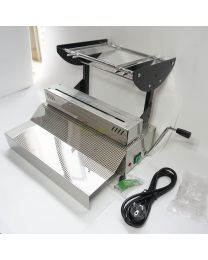 TR-S03 Dental Sealing Machine Autoclave Sterilization Sealing Euipment Stainless Steel Cover