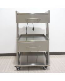 Dental Operatory Cabinets Mobile Type with Power Outlet