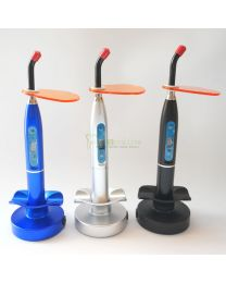 Dental 5W Wireless Cordless LED Curing Light Lamp 1500mw 5 colors available