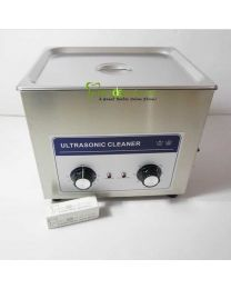 10L Stainless Steel Tank Dental Ultrasonic Cleaner