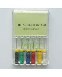 k files endodontics