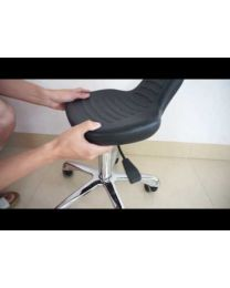 Medical Exam Room Rolling Dental Doctors Stool