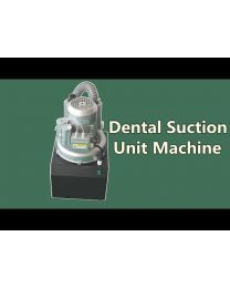 Dental Suction Unit Machine Support 4 PCS Dental Chair