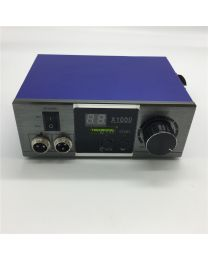 70,000rpm Non-Carbon Brushless Aluminium Shell Dental Micromotor Polishing Unit,with M103H Brushless Lab handpiece