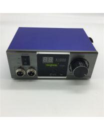 70,000rpm Non-Carbon Brushless Aluminium Shell Dental Micromotor Polishing Unit,with M104H Brushless E-type handpiece