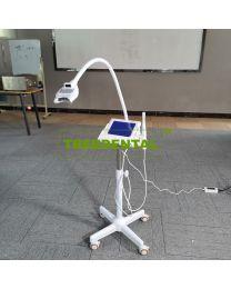 Dental Teeth Whitening Lamp Bleaching Accelerator LCD Monitor & Intraoral Camera