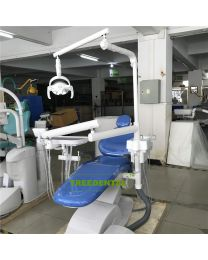FDA & CE approved Dental Chair Unit without Side box, Save Your Space