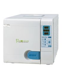Getidy® 12L / 16L  Digital Yollow-Green LED Display, Dental Steam Autoclave Sterilizer Class B