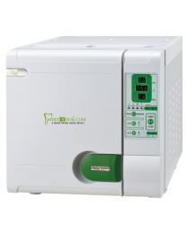 Getidy® 18L / 23L Digital Yollow-Green LED Display, Dental Steam Autoclave Sterilizer Class B