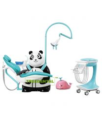 Lovely Panda Kids Dental Chairs