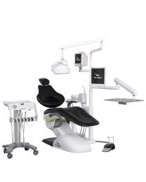 R9 DENTAL CHAIR WITH OPERATING UNIT, BUILT FOR DENTAL IMPLANTATION