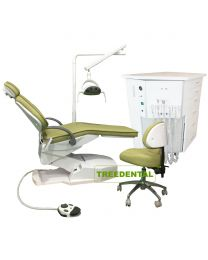 Orthodontic Package,With Dental Units-Without Sidepod ,Dental Cabinet,Dentist Stool