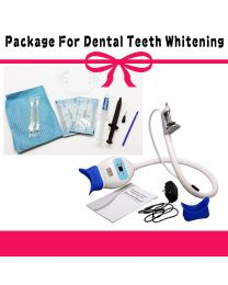 Package For Dental Teeth Whitening