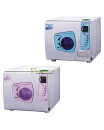 MingTai® 12L/ 16L /18L /23L, Dental Autoclave Vacuum Steam Sterilizer, Class B, LED Display,Can Choose With Date Printer Or No Printer