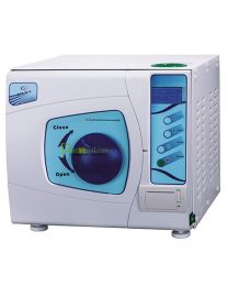 MingTai® 18L/ 23L Dental Autoclave Sterilizer Vacuum Pressure Steam,Class B,With Date Printer + LCD Display