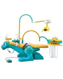 Lovely Dinosaur design Children dental Chair Unit
