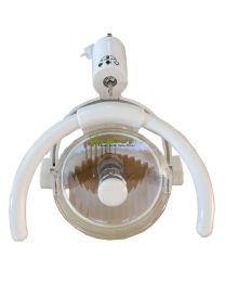 White Light Cold Light Shadowless Halogen Lamp Oral Light For Dental Chair Unit,Dental Delivery Units,Without Sensor