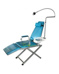 Portable Dental Patient Chair Simple Type