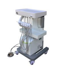 Mobile Dental Treatment Cart, Dental Delivery Unit Cart ,Dental Trolleys,No Plumbing Required