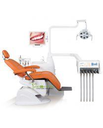 Floor Type,Folding Chair Design,Dental Unit / Chair ,Dental Operation Packages - 3 Menmory Positions
