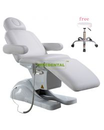 Oral Procedure Chair Clinic Use Patient Chair,Electric Beauty Bed,Massage Grooming Bed,Spa Salon Chair Bed, A Stool For Free