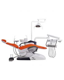 Touch sensor Human Friendly Economical Dental Chair Unit, with Automatic Disinfection Design, LED display