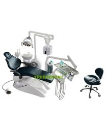 Dental Chair Unit, Floor Type, Dental Unit With Air Sterilizing Atomizer,Protect For Novel Coronavirus