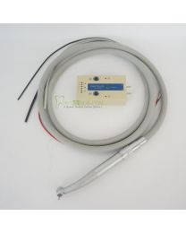 Fiber High Speed Handpiece Kit With LED Light, 6 Hole Fiber Optic Quick Coupling Connector