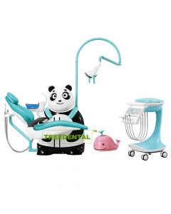 Lovely Panda Kids Dental Chairs