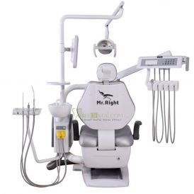 Human Friendly Economical Dental Chair Unit Free Shipping By Sea!