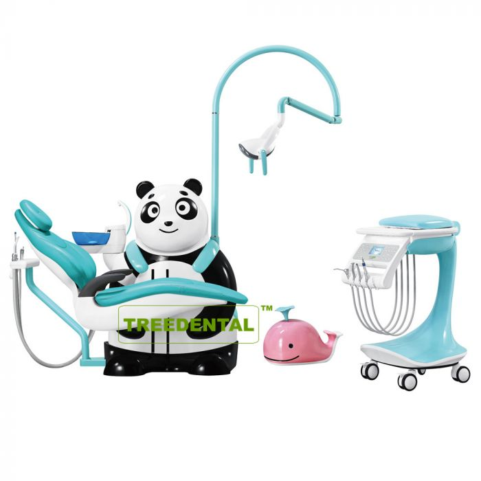 Groovy Ce Approved Lovely Panda Children Dental Chair Unit Kids Dental Chair External Whale Floor Box Hand Cart Microfiber Leather Gmtry Best Dining Table And Chair Ideas Images Gmtryco