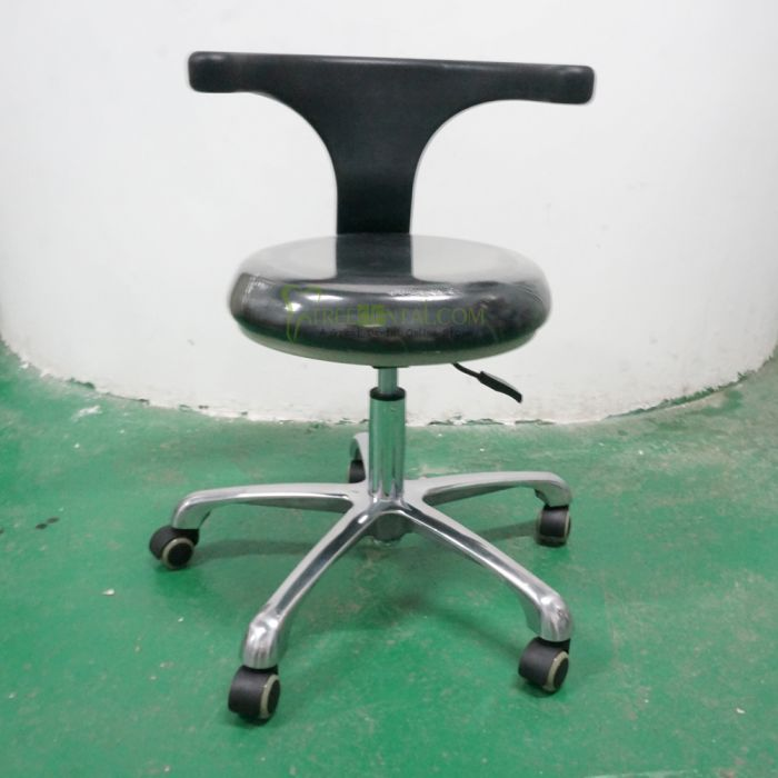 Marvelous Dental Medical Office Stools Assistants Stools Adjustable Mobile Chair Pu Or Microfiber Leather Ocoug Best Dining Table And Chair Ideas Images Ocougorg