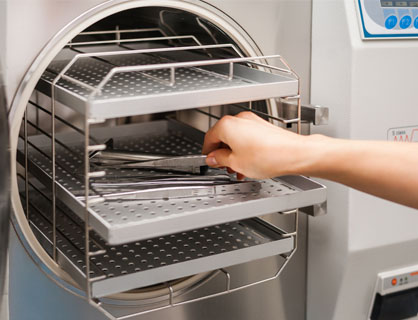 How to choose a steam autoclave for your dental practice?Class B, Class S or Class N?