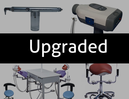 Dental products upgrade without price up!