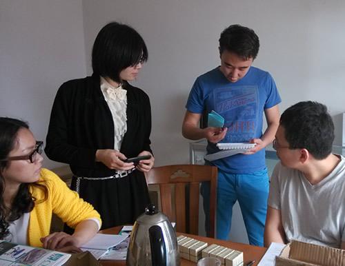 Customer from Kazakhstan