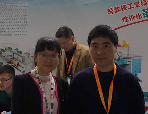 With Mr.Jiang from Jintai