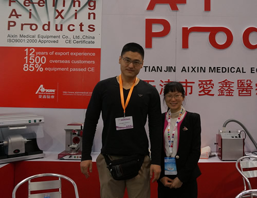 With Mr.Meng from Anxin