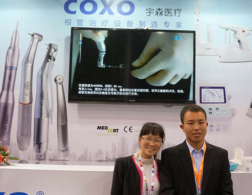 With Mr.Wong from COXO
