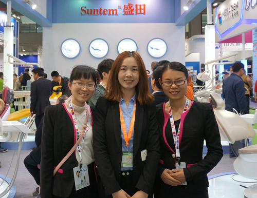 With Ms.Liang from Suntem