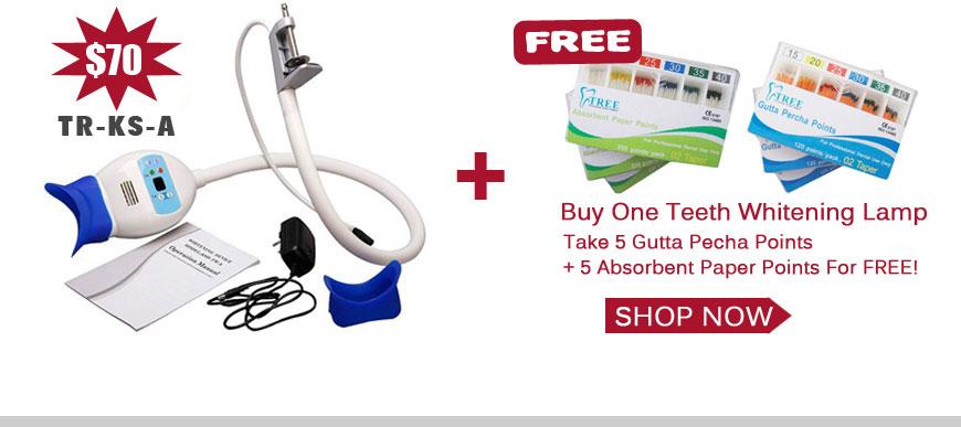 Home Use Dental Teeth Whitening Lamp